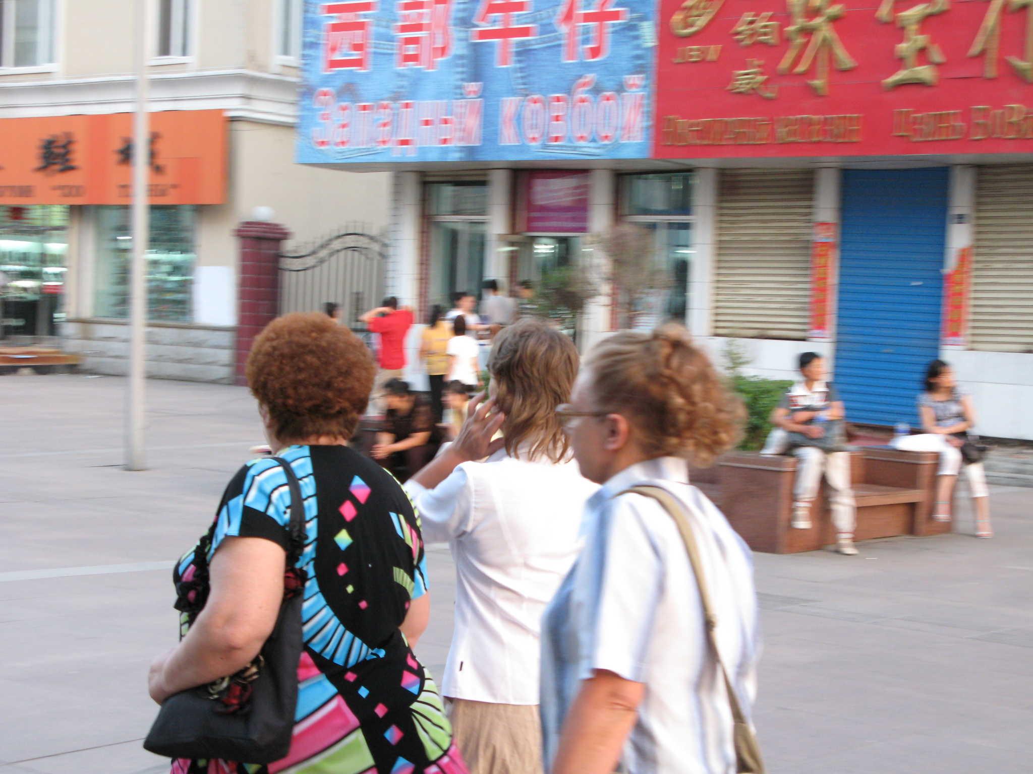 2008年6月、中ロ国境の旅(その1...