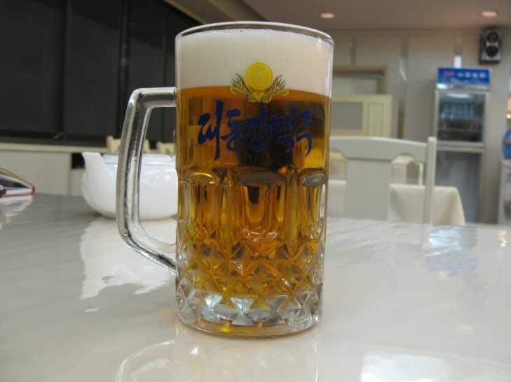 大同江ビール - Mitsuhiro's Web...